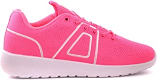 ASFVLT SNEAKERS Luxury Fashion Womens MCBI26322 Pink Sneakers | Season Outlet