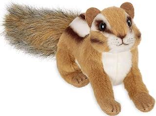 حیوان پر شده Bearington Chippie Plush Chipmunk ، 7 اینچ
