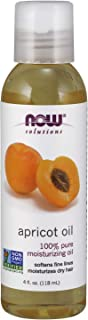NOW Solutions Apricot Kernel Oil 4 oz 100% pure
