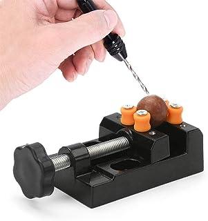 herramienta de sujeci/ón universal para abrazadera de trabajo de aleaci/ón de aluminio de 360 grados Tornillo de banco giratorio para trabajos pesados