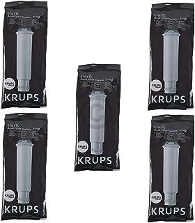 5 wkładów filtrujących KRUPS Claris F088