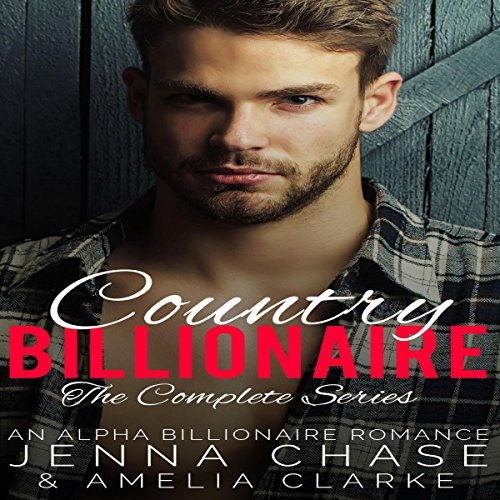 Country Billionaire audiobook cover art
