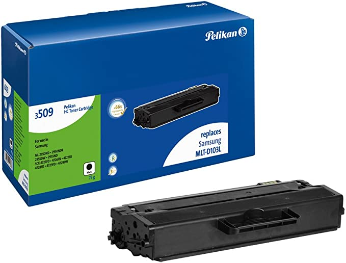 Pelikan Toner Ersetzt Samsung Mlt D103l Passend Für Drucker Samsung Ml 2950 Bürobedarf Schreibwaren