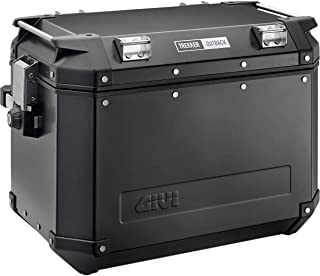 GIVI OBKN48BRA 48Ltr OUTBACK Right Side Case Black