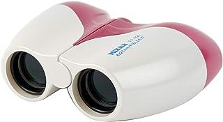 ミザールテック 双眼鏡 フリーフォーカス 倍率 8倍 ピンク FF-821 P