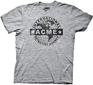 Ripple Junction Where in The World is Carmen Adult Unisex Acme Light Weight Crew T-Shirt