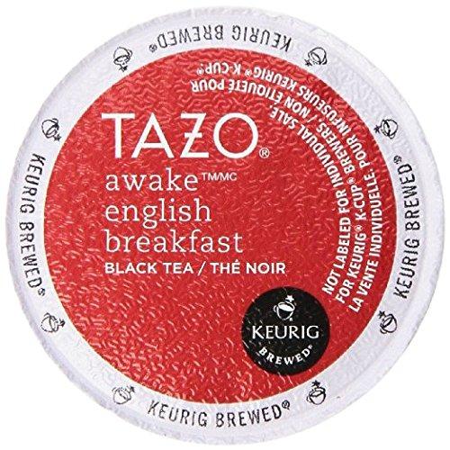 Keurig (キューリグ) K-CUP ブラックティーTazo Awake 16個入り [並行輸入品]