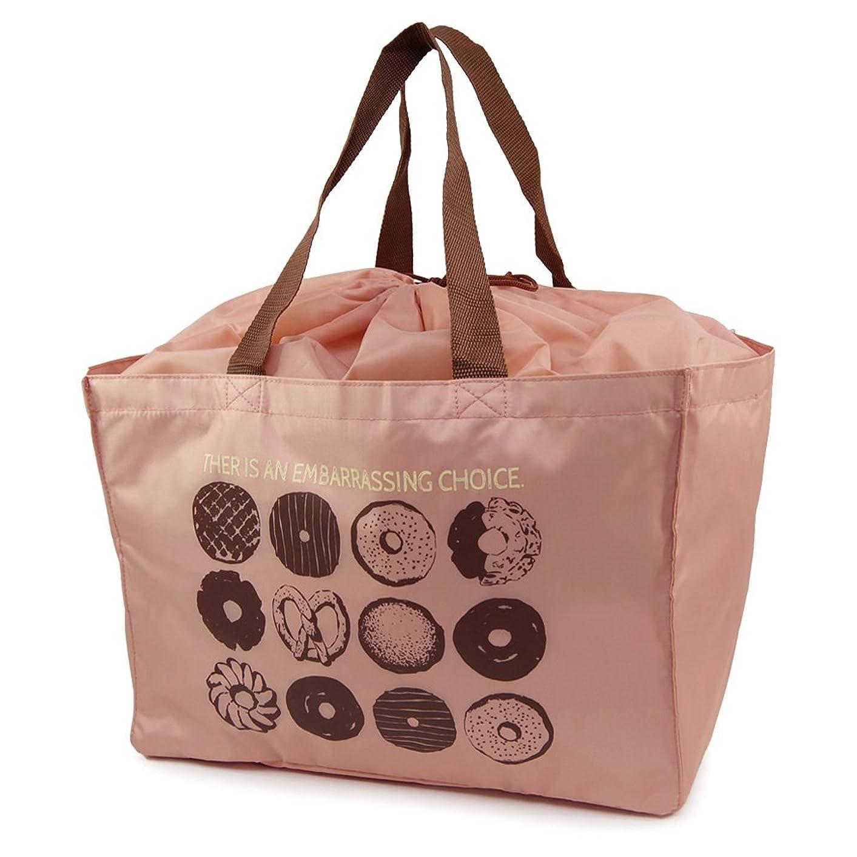 のホスト踊り子フラッシュのように素早く内側保冷シート貼りレジカゴお買い物バッグ 巾着タイプ 収納ポーチ付き