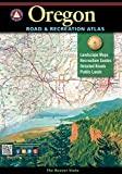 Oregon Benchmark Road & Recreation Atlas