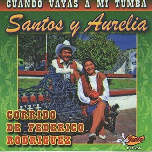 Santos y Aurelia