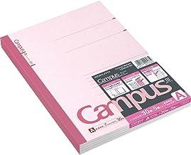 5 books Pakkuno-3A x 5 Kokuyo S & T campus A ruled notebook (japan import)