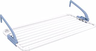 Gimi Ghibli Tendedero de balcón de resina 100%, 10 m de longitud de tendido