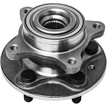 Timken Front Wheel Bearing & Hub Assembly for 2006-2013 Land Rover ...