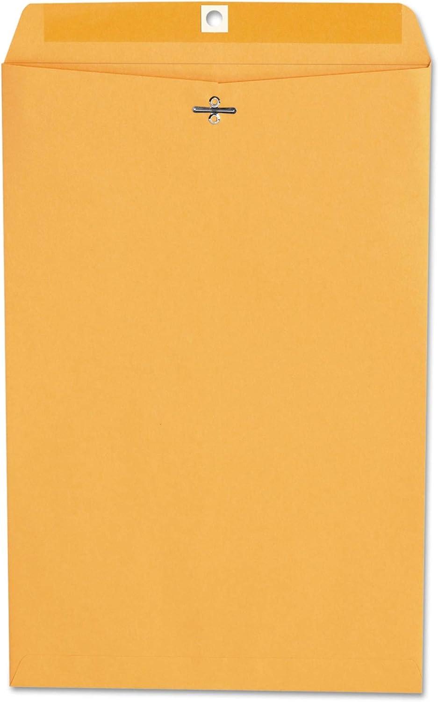 Universal 35268 Kraft Max 52% OFF Clasp Envelope Center Great interest x Seam 28lb 15 10
