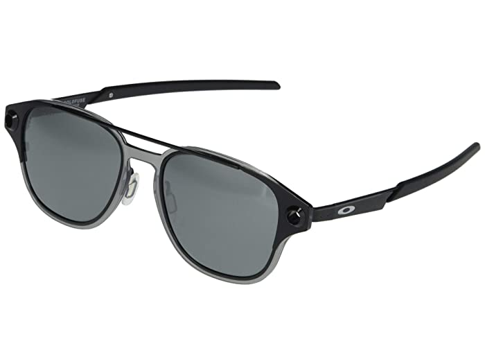 Oakley  52 mm Coldfuse (Polished Black Frame/Prizm Black Polarized Lens) Fashion Sunglasses