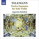 Telemann, G.P.: 12 Fantasies for Solo Violin