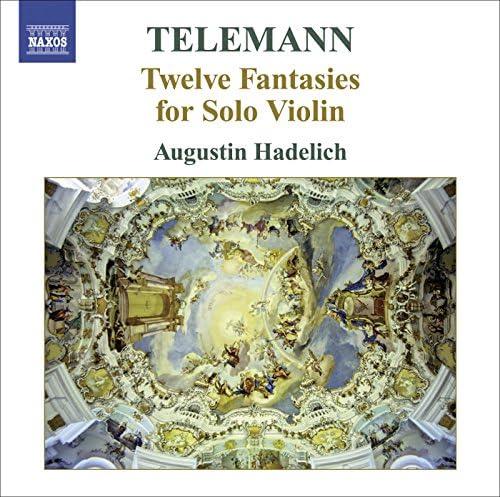 Augustin Hadelich & Georg Philipp Telemann