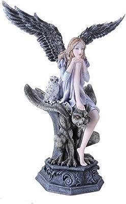 Bad Erotic fairy statues