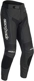 Cortech Apex 2.0 Leather Pants (XX-Large) (Black)