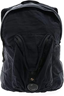 Luxury Fashion   Cp Company Mens 07CMAC197A005269G888 Blue Backpack   Fall Winter 19