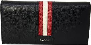 [バリー] BALLY バリー 長財布 6218067 TALIRO LT 10 二つ折り 長財布 折りたたみ 長財布 ウォレット BLACK ブラック 黒 かぶせ蓋 フラップ [並行輸入品]