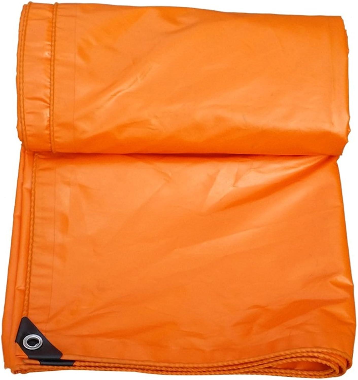 Plane Orange Freien Wasserdichte Wasserdichte Wasserdichte Tuch-Sonnenschutz Verdicken Auto-LKW-Größe Kann Besonders Angefertigt Werden B07FBLG68J  Ausreichende Versorgung 6cbbc2