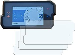2020- 2 x Ultra Clear /& 2 x Anti Glare Speedo Angels 5060683088646 Dashboard Screen Protector for CMX500 Rebel
