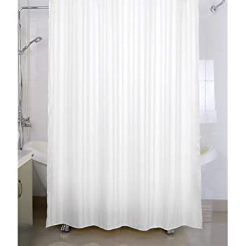 Aradent Pvc Shower Curtains 7x4 5 Feet Pack Of 1 Blue Amazon In