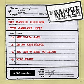 Bob Harris Session (17th January 1973)