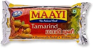 MAAYI Seedless Tamarind (Hygienically Packed Imalee/ Puli/ Cin̄ca/ Imalī/ Huṇasehaṇṇu/ Cintapaṇḍu) Free From Dust, Fiber, ...