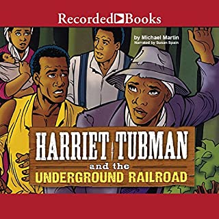 Harriet Tubman and the Underground Railroad cover art