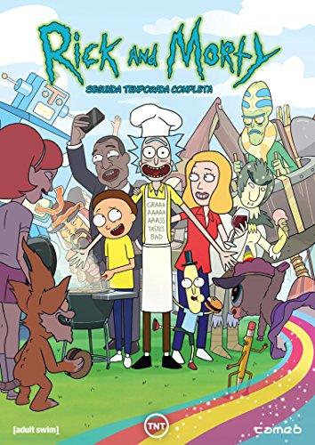 Rick y Morty (2ª temporada) [DVD]
