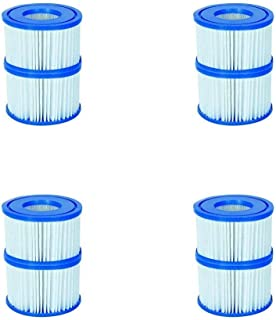 Bestway Vi Swimming Paddling Pool Hot Tub Lay-z-spa Filtration Filter Cartridges