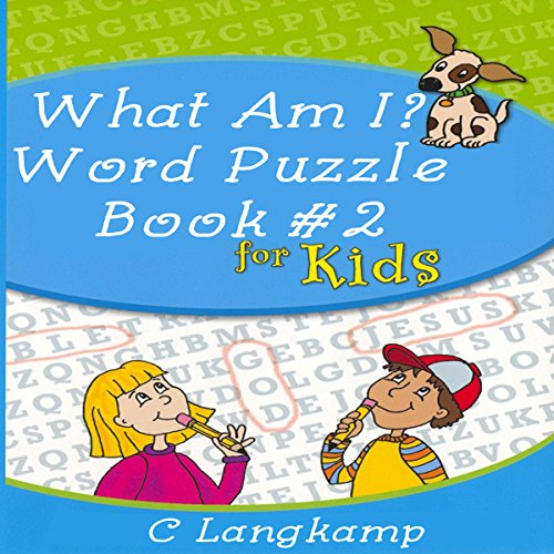 What Am I? audiobook cover art