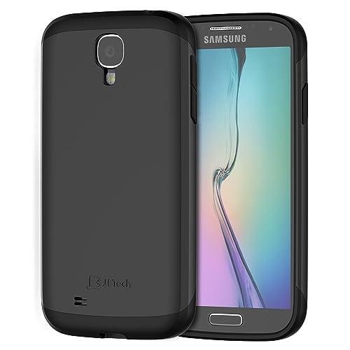 promo code c353e e5cd8 Galaxy S4 Case Slim Black: Amazon.com