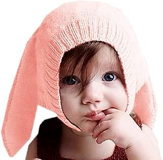 Baby Cute Ear Hats Winter Crochet Earmuff Earcap Knit Hat