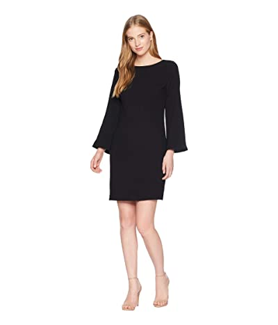 Trina Turk Engaging Dress (Black) Women
