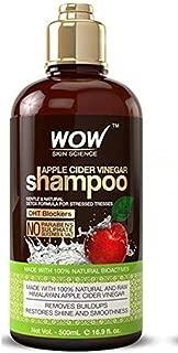 WOW Apple Cider Vinegar Shampoo + Hair Conditioner (500ml/16.9 FL Oz each)