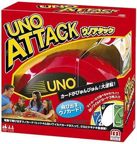 Juegos Mattel - Uno Attack (W2013)