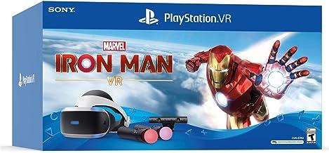 Playstation VR Marvel's Iron Man VR Bundle - 4