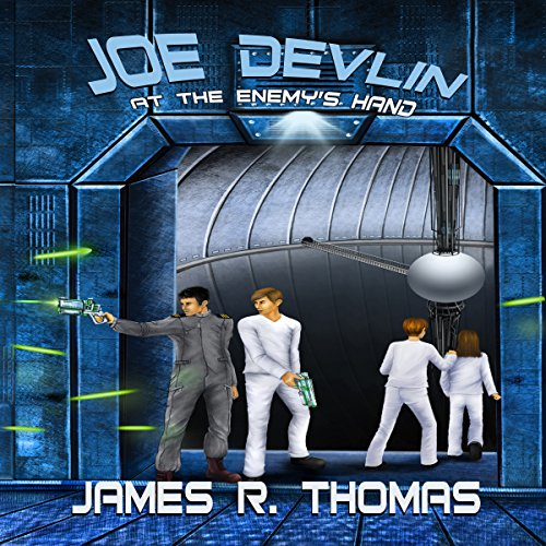 Joe Devlin: At the Enemy's Hand audiobook cover art
