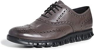 حذاء اوكسفورد زيروغراند بشكل جناح من الاعلى للرجال من كول هان