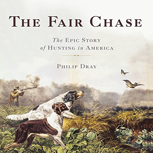 The Fair Chase audiobook cover art