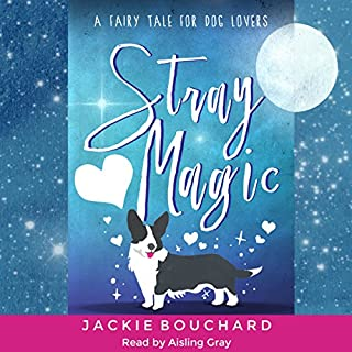 Stray Magic audiobook cover art