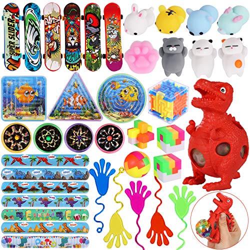 MGparty 48Pcs Party Favors Toys Assortment Fidget Toys Set Sensory