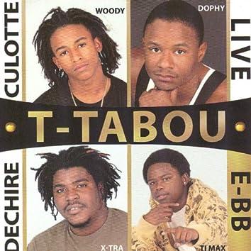 Dechire culotte - Live (Kompa)