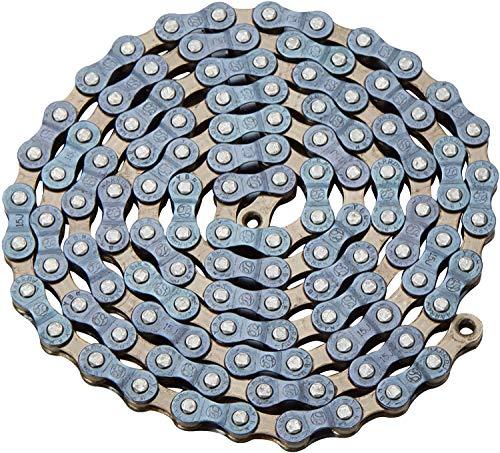 P4B | 5/6/7-fach Fahrradkette | 1/2 x 3/32 | 116 Glieder | 7,3 mm Nietlänge | Mit QR-7 Verschluss