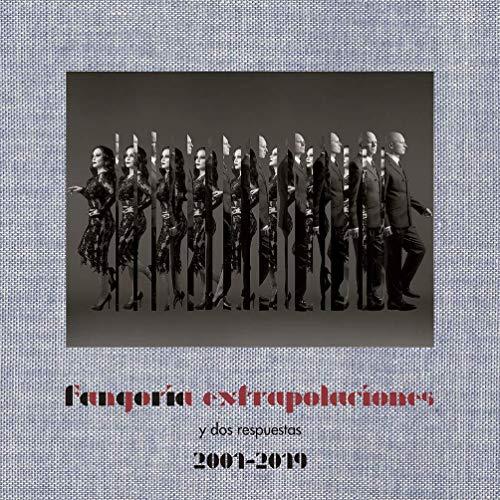 Fangoria - Extrapolaciones y dos respuestas 2001-2019 (Cd Digipack)