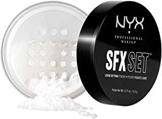 NYX PROFESSIONAL MAKEUP SFX Setting Powder, 0.17 Ounce