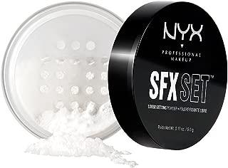 NYX PROFESSIONAL MAKEUP SFX Setting Powder, 0.17 Ounce